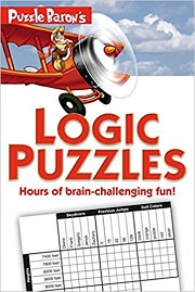 Puzzle Baron's Logic Puzzles: Hours of brain-challenging fun! by Puzzle Baron and Stephen P. Ryder
