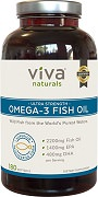 Viva Naturals Omega-3 Fish Oil Supplement