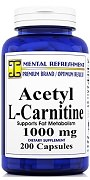 Mental Refreshment Nutrition Acetyl L-Carnitine