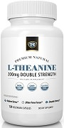 TR Supplements Premium Natural L-Theanine